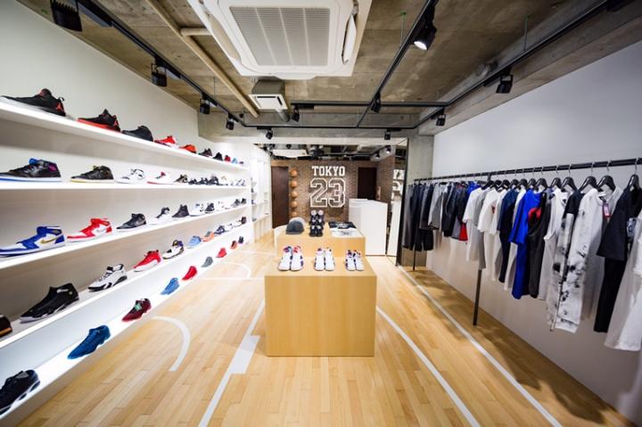 Tokyo 23 store by Kinetics, Tokyo – Japan