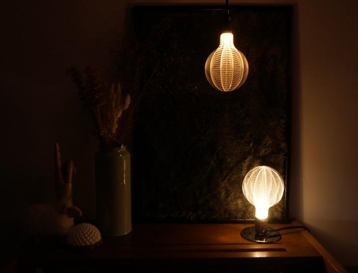 uri led light bulb by nap
