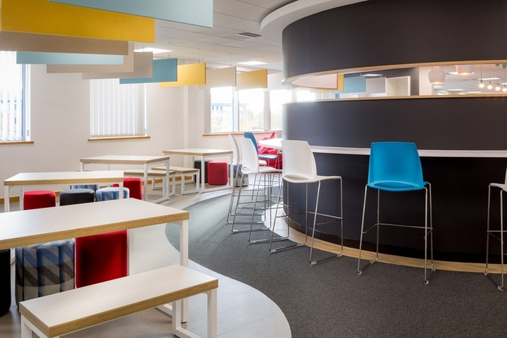 Visualsoft HQ Offices By Dale Office Interiors Stocktonon Tees UK Retail