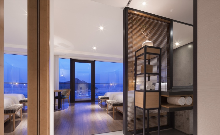 White Sail Hotel By Shenzhen Rongor Design & Consultant Co