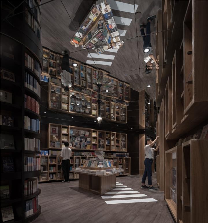 187 Zhongshuge Bookstore By X Living Shanghai China