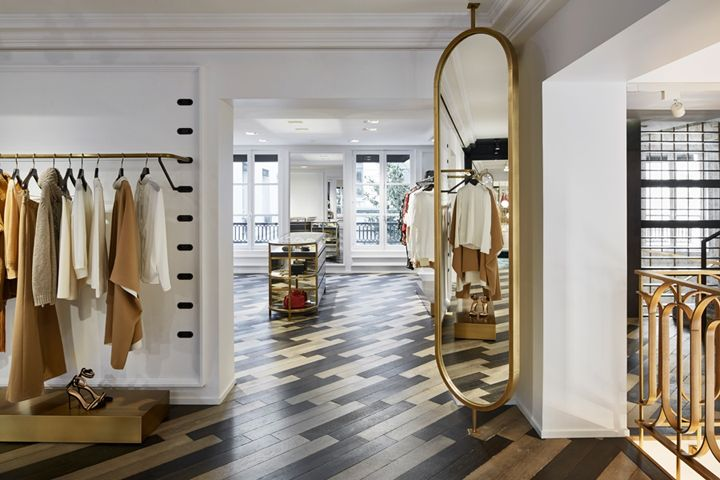 Luxury Boutique 55 Croisette Has Opened Its First Store In Paris Well Known For Fusing Art And Fashion The Brand Appointed Humbert Poyet With
