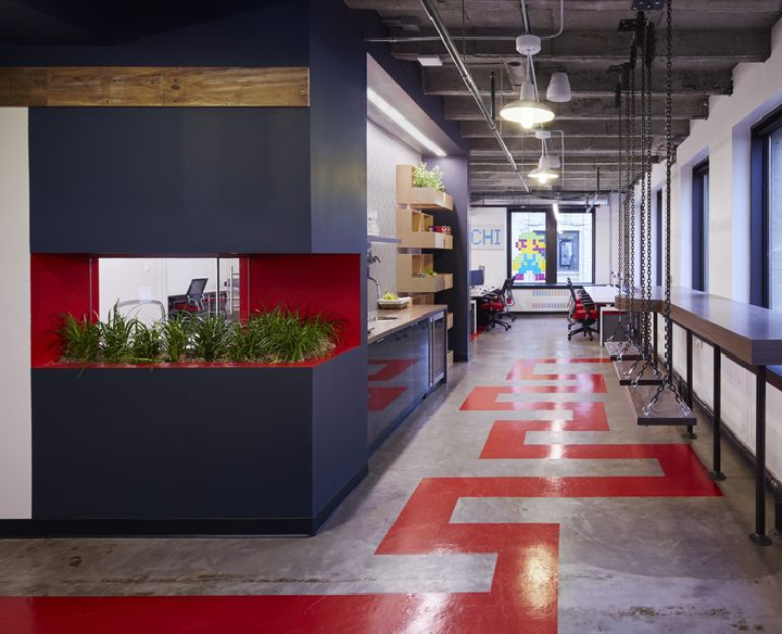 187 196 Kta Offices By Horn Design Chicago Illinois