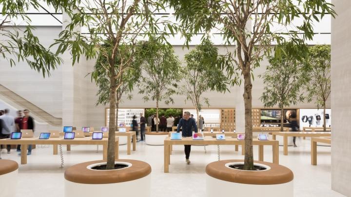 Apple Regent Street store by Foster + Partners, London – UK
