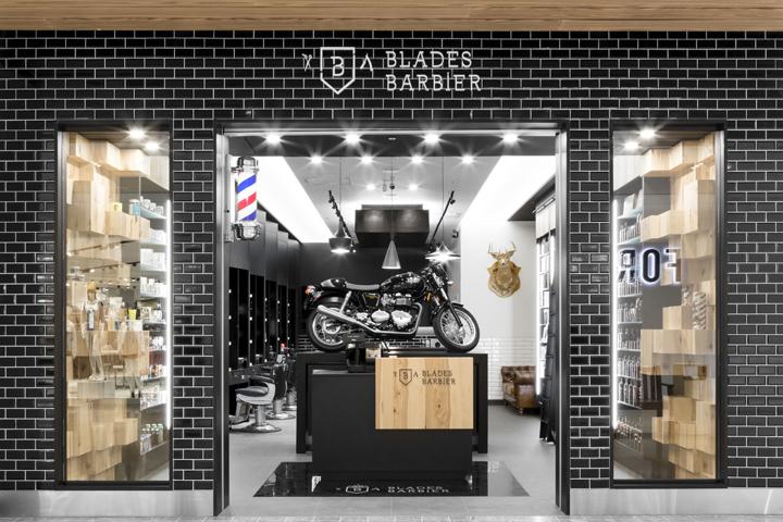 barbershop retail design blog. Black Bedroom Furniture Sets. Home Design Ideas