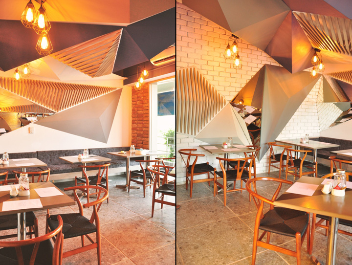 Cafe M By Cite Office For Radical Architecture