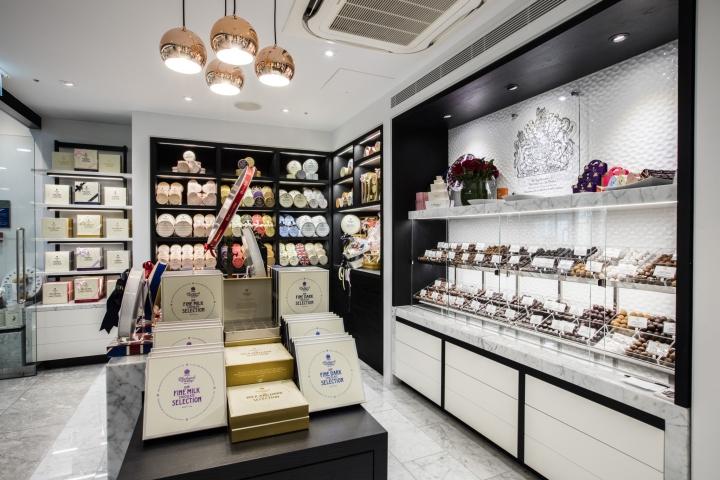 chocolate & sweets » retail design blog