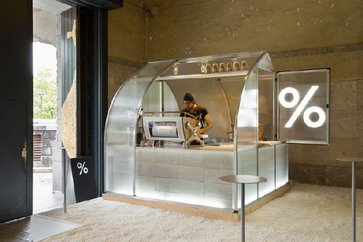 187 Coffee Kiosk By Puddle Kyoto Japan