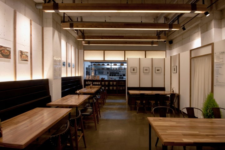 Dohyun Korean Restaurant by Twoply, Jeonju – South Korea » Retail Design Blog