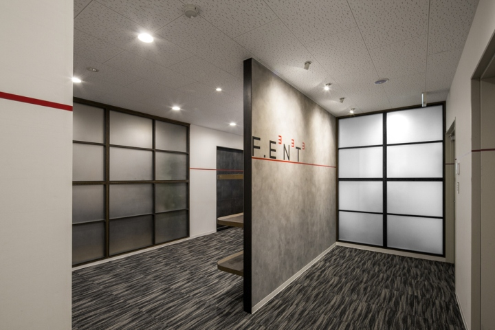 187 F Ent Office By Toinc Nagoya Japan
