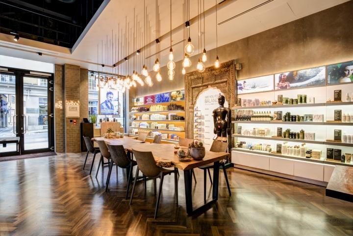 187 Fresh Lifestyle Aveda Lifestyle Salon By Reis Design