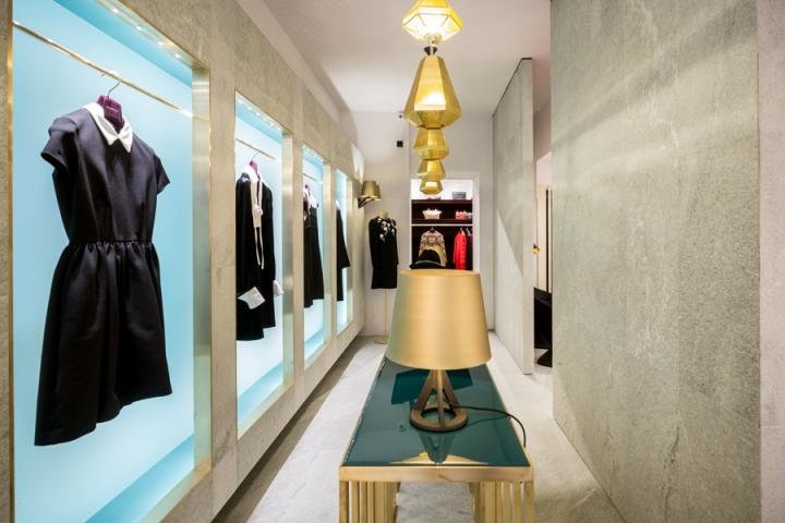 G&B boutique by Baciocchi Associati, Courmayeur – Italy » Retail ...