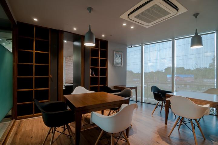 Hardik Mehta Office By Ido Design Ahmedabad India