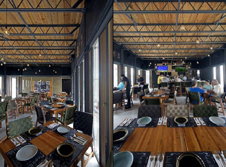 Arquitectos en merida amazing mueble de recepcin forrado - Arquitectos en merida ...