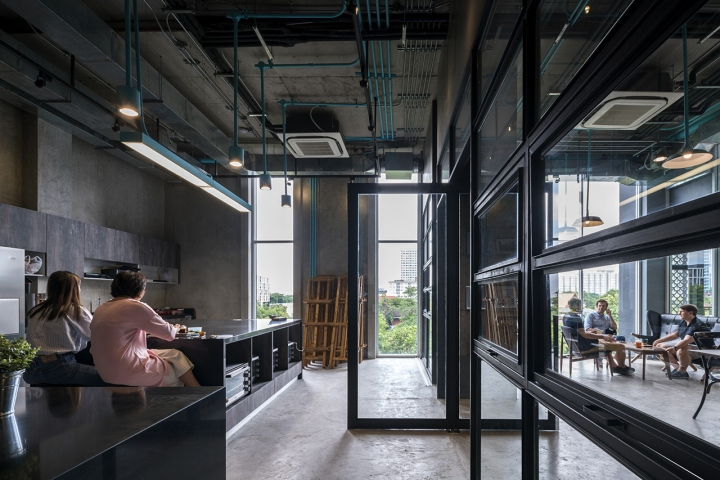 Interior Design Supermachine Studio Interior Design T - Ubon-house-in-thailand-by-supermachine-studio