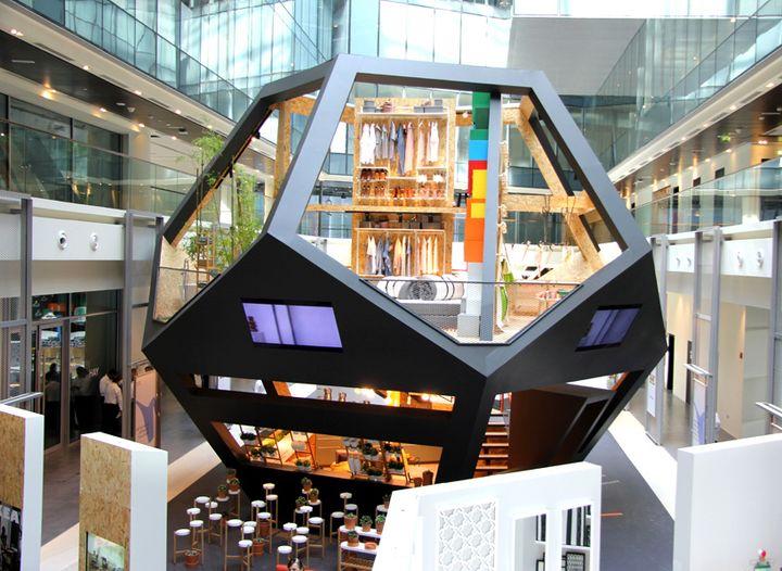 Ikea Pavilion At Dubai Design Week Dubai United Arab Emirates Retail Design Blog