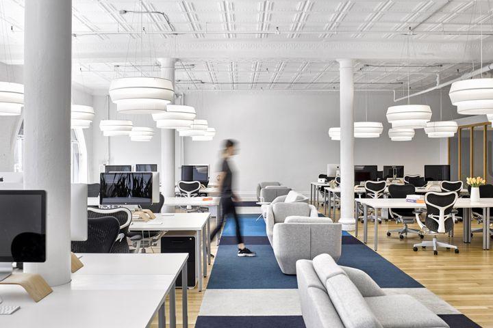 Karma headquarters by FormNation, New York
