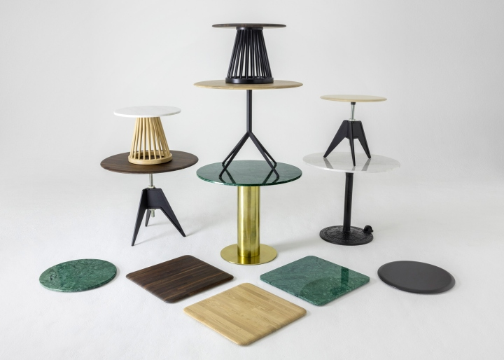 Office furniture collection by Tom Dixon Retail Design Blog