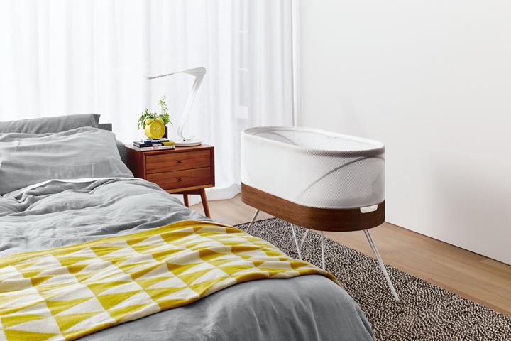 Snoo Smart Crib By Yves Behar 187 Retail Design Blog