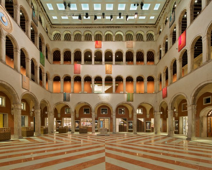 Mid Century Terrazzo Floor