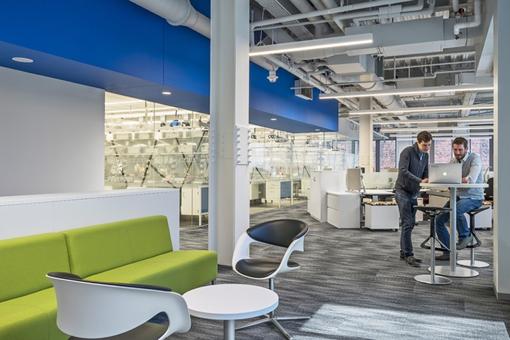 takeda pharmaceuticals offices by perkinswill cambridge massachusetts blackbaud offices cambridge