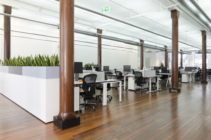 sheldon commercial interiors has designed the new offices of the co op located in surry hills australia the co op is a familiar name at australian - Commercial Interior Design Blog