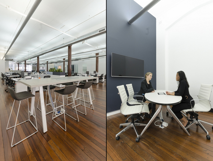 The co op offices by sheldon commercial interiors surry hills australia retail design blog - Small spaces surry hills decor ...