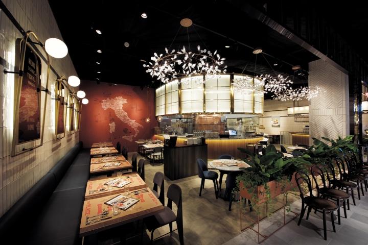 The Place Italian Restaurant By Cj Foodville Hanam South Korea