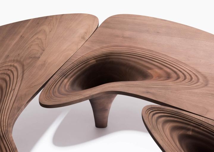 Zaha Hadid Furniture Designs: UltraStellar Furniture Collection By Zaha Hadid » Retail