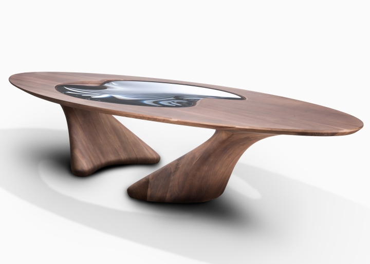Ultrastellar Furniture Collection By Zaha Hadid Retail