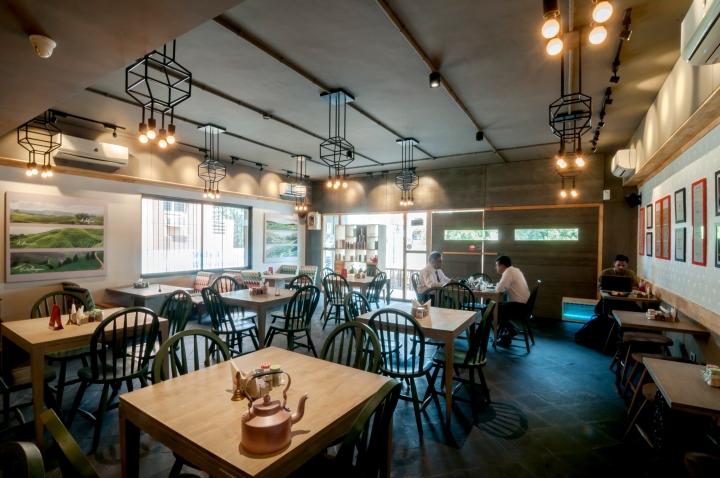 187 Varietea Tea Lounge By Ido Design Ahmedabad India