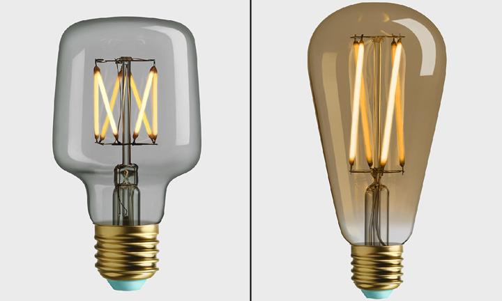 wattnott light bulbs by plumen retail design blog