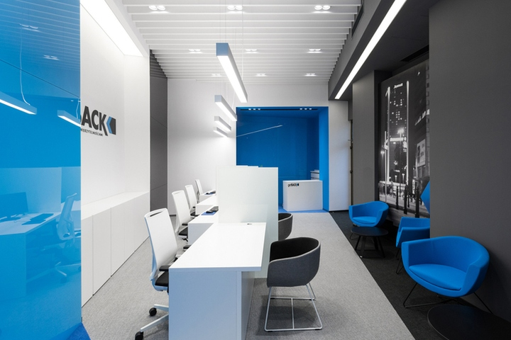 Getback offices by mokaa architekci warsaw poland for 10 interesting facts about interior design