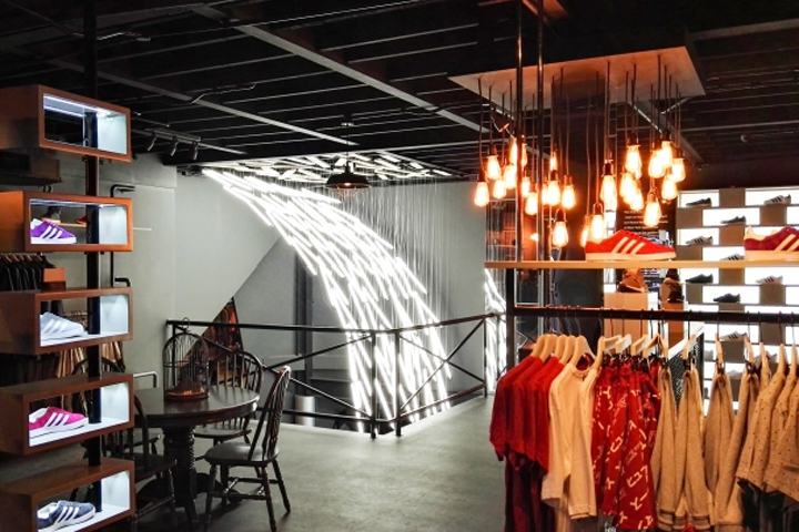Adidas Originals Pop Up At Sole DXB 2016 By LightBlue Dubai UAE