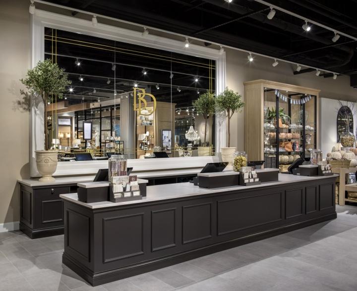 Ballard Designs Store By FRCH Design Worldwide Tysons Virginia