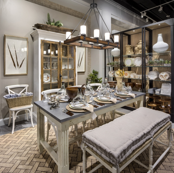 Great Furniture Stores: » Ballard Designs Store By FRCH Design Worldwide, Tysons