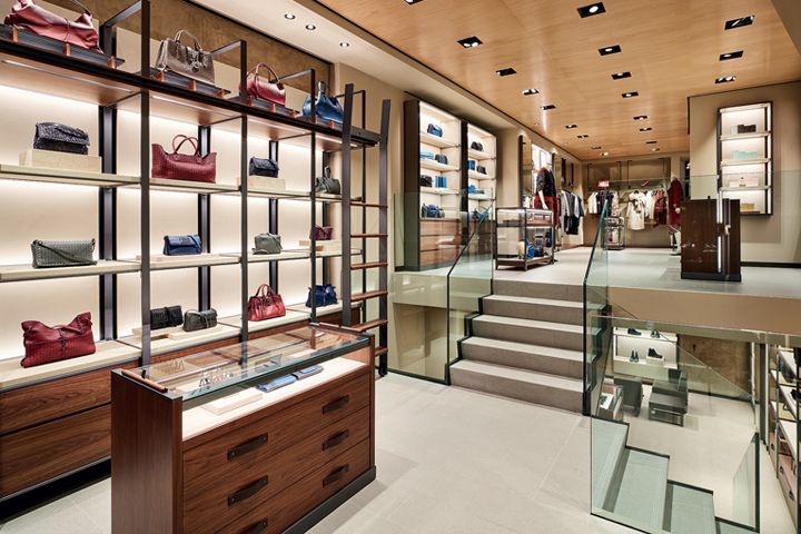 Following A Lengthy Search For An Appropriate Location Bottega Veneta Has At Last Arrived In Amsterdams Emerging Luxury Retail Landscape With Standalone