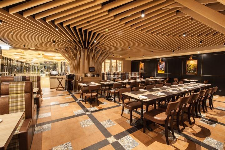 187 Ciak All Day Italian Restaurant By Mas Studio Limited