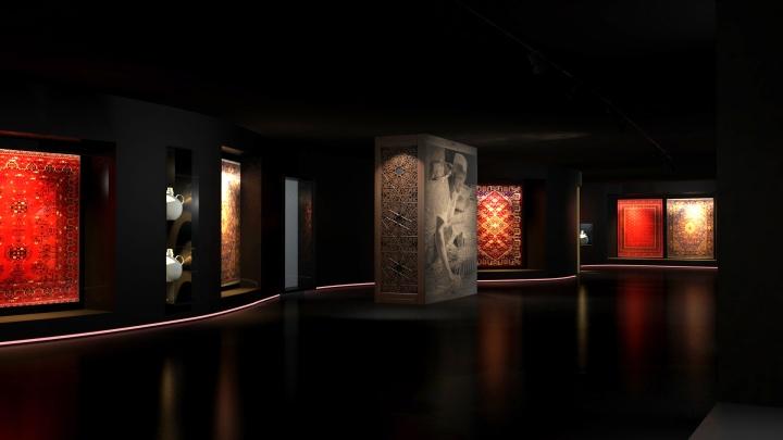 187 Carpet Museum By Ddesign Doha Quatar