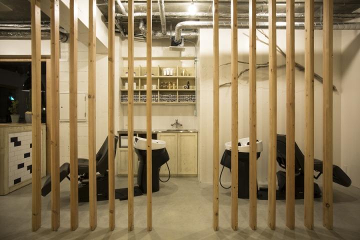 Cofta hair salon by iks design, Nagoya – Japan » Retail Design Blog