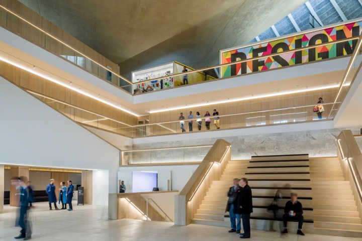 London Based Architectural Designer John Pawson Has Remodelled The Interior Of Former Commonwealth Institute Building In South Kensington