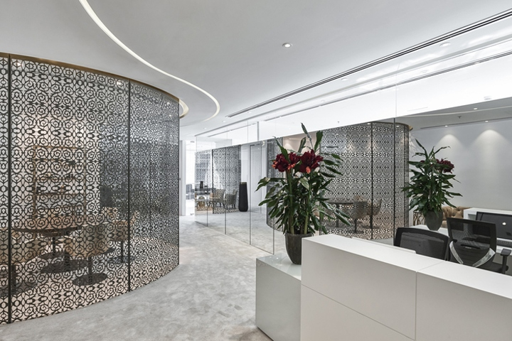 dinor real estate offices by swiss bureau interior design dubai uae rh retaildesignblog net