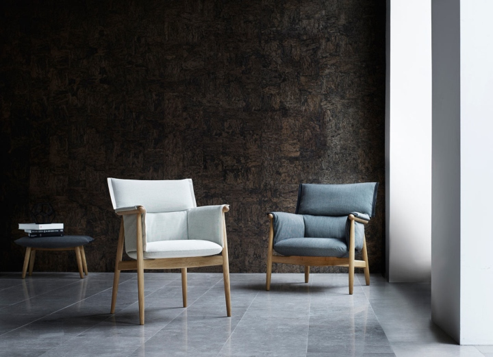 187 Embrace Lounge Chair By Eoos