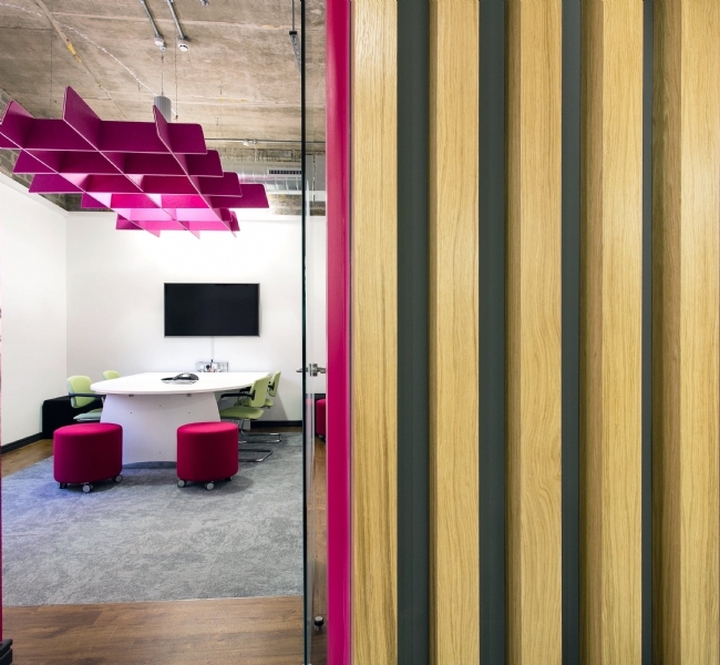 Gresham innovation labs by interaction bristol uk for Office design bristol