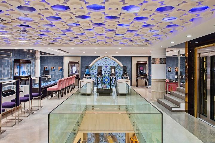 Muslims And Metalworkers A Day In Moradabad: » HSJ Jewellery Flagship Store By Ravish Mehra Deepak