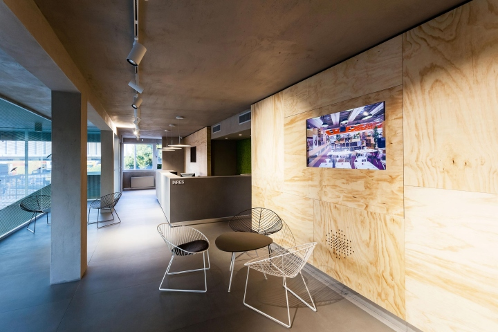 inres reception by area 17 florence italy