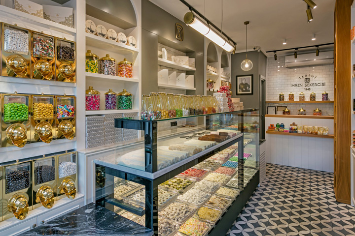 187 Imren Sweet Shop By Kst Architecture Amp Interiors