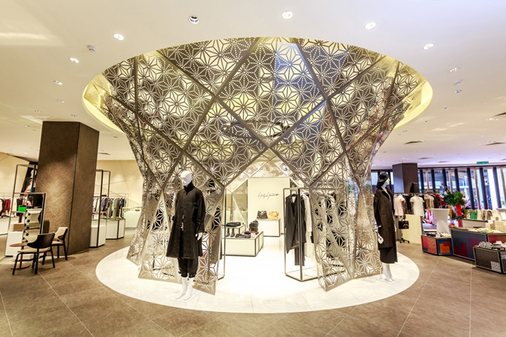 To Most Shoppers And Retail Experts, Including Many Japanese, The Name  Isetan Instantly Conjures Up Images Of Its Flagship In Tokyou0027s Bustling  Shinjuku ...