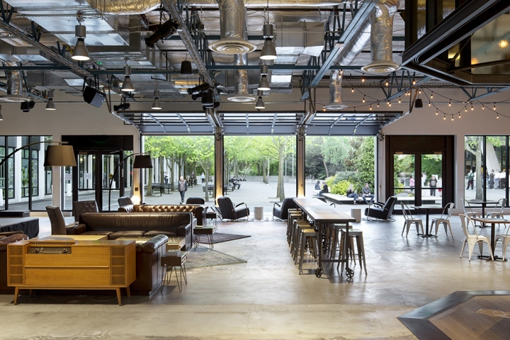Architects In Seattle kexp headquarters by skb architects seattle washington retail