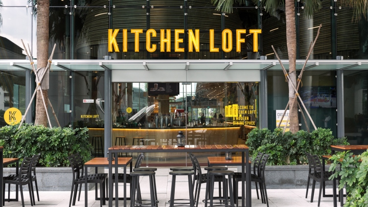 Loft By Design kitchen loftmanic design, singapore » retail design blog